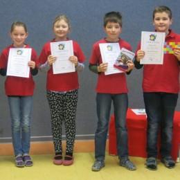 Gewinner Matheolympiade