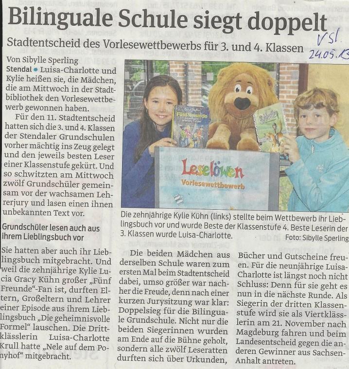 Pressebericht40